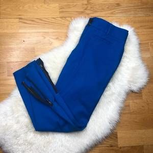 !Anthropologie Cartonnier Pants with Ankle Zips